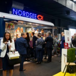 Networking at MAPIC FOOD