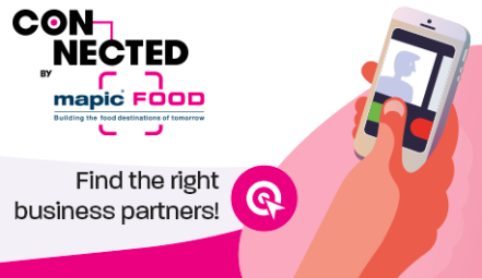 Connected by MAPIC FOOD